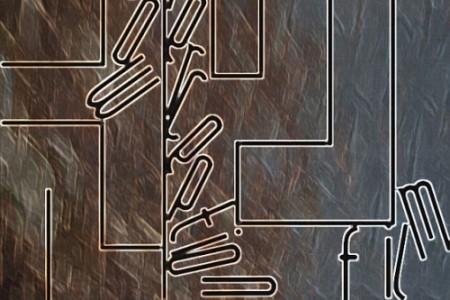 DP Typography - maze